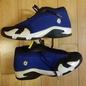 Nike Air Jordan 14 Retro low 'Laney'